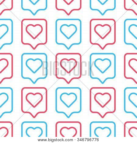 Love pattern. Love pattern vector. Valentine's Day Decor pattern. Love Hearts Geometric seamless pattern. Seamless pattern with Love. Valentine background with Love texture. Love Vector illustration template eps 10.