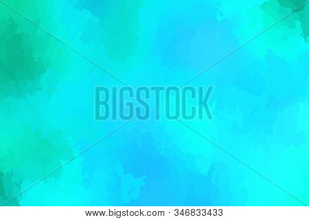 Abstract Modern Vector Background, Horizontal Format. Digitally Generated Contemporary Wallpaper. Vi