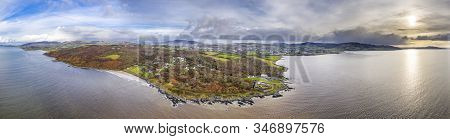The Life Boat Station Is Located North Of The Town Buncrana In County Donegal - Republic Of Ireland