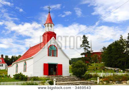 Tadoussac Village Church