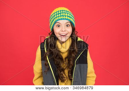 Positive Emotions. Winter Weather Forecast. Wear Warm Clothes. Winter Accessory. Bright Accessory. S