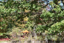 Carmel Hamlet, Ny - Oct 6: Chuang Yen Monastery In Carmel Hamlet In New York, As Seen On Oct 6, 2019