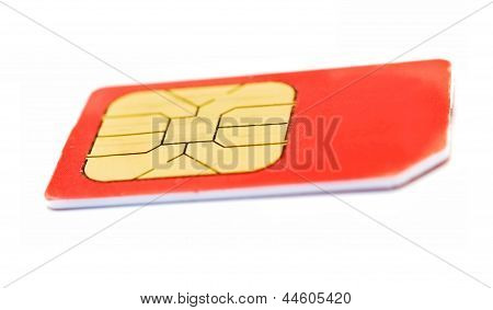 Red Simcard