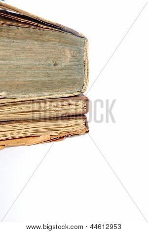 Old Discoloured Books