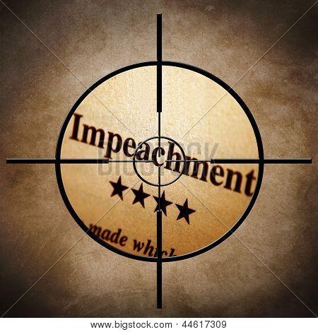 Impeachment Target
