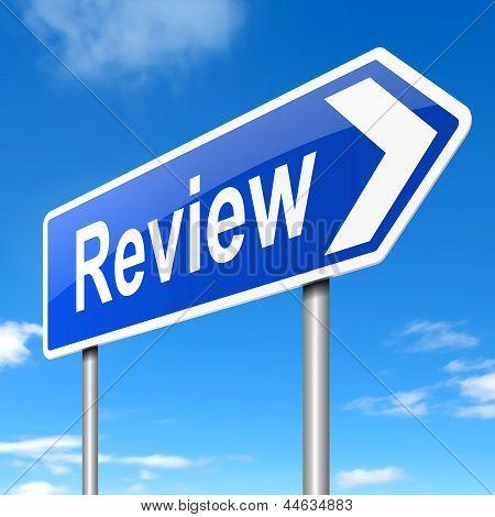 Review Concept.