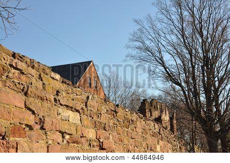 Old Newgate Prison