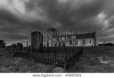 St Edmund`s Church, North Yorkshire