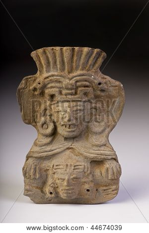 Pre Columbian Warrior.
