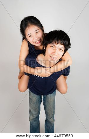 Lovely Asian Thai Spouse