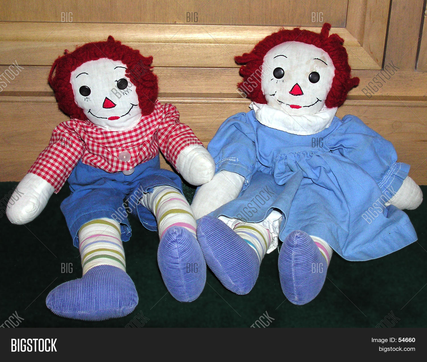Raggedy Ann Andy Image & Photo (Free Trial) | Bigstock