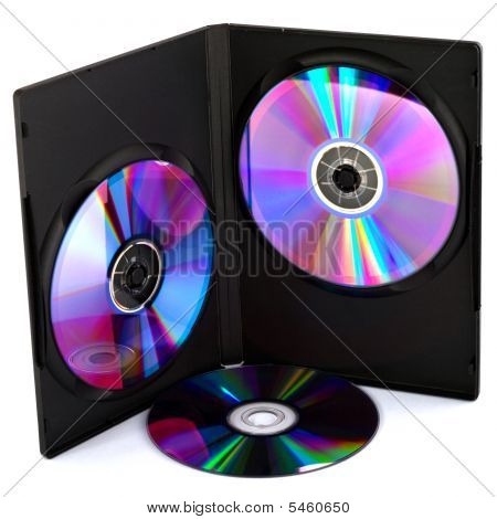 Compact Disk's In Case