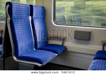 Trains Seats