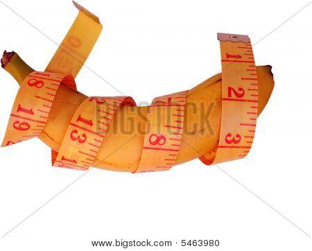Banana And Yellow Centimetre Ribbon