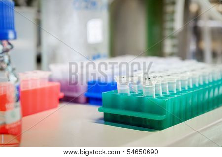An image of a typical laboratory scene