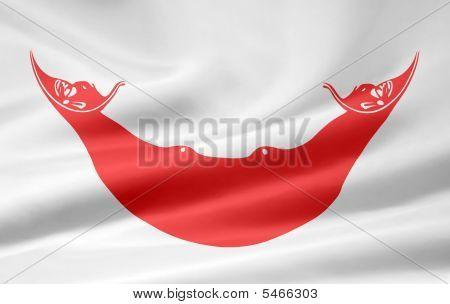 Flag Of Rapanui