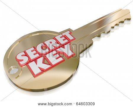 Security Key Words Password Classified Restricted Access
