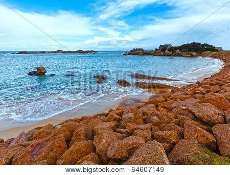 Tregastel Coast View (brittany, France)