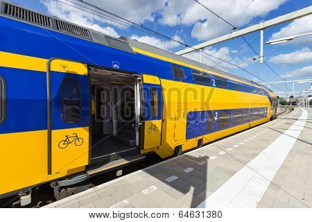 Train Holland
