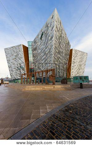 Titanic Monument