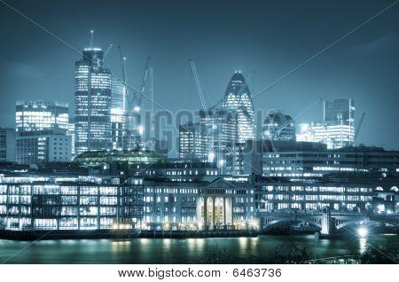 Skyline City of London.