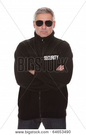 Mature Secutity Man