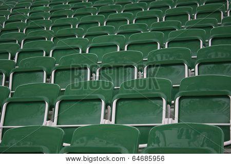 Stadium Bench