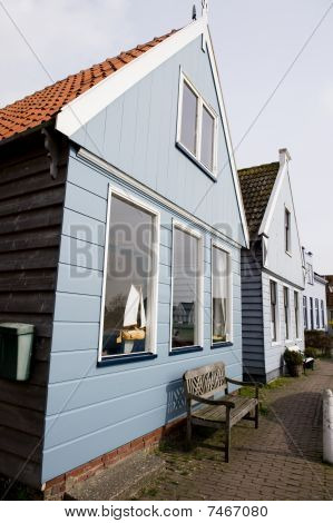 Typical Dutch Houses