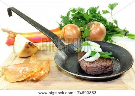 Ostrich Meat