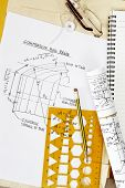 Storage tank design with calculation and template - many uses in the oil and gas industry. poster