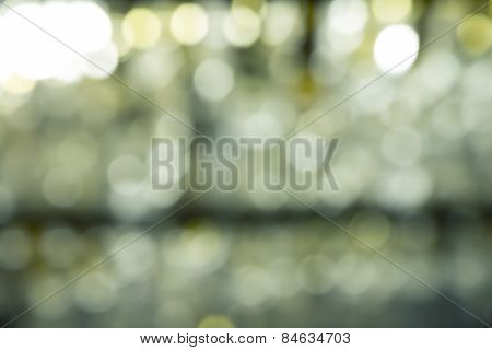 Blurred Background With Bokeh For Photoshop Overlays