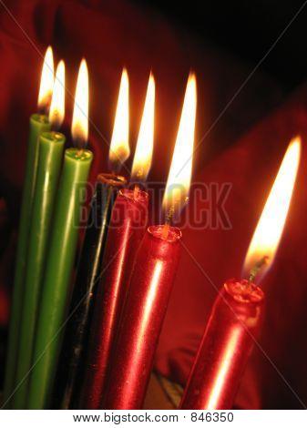 Kwanzaa Candles2