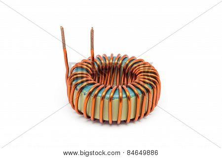 Ferrite Torroid Inductor For Switching Power Supply