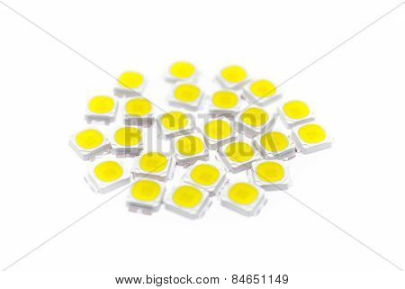 Warm White Power Led, Electronic Component [soft Focus]