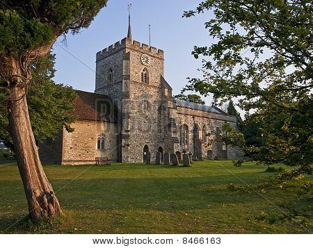 Pirton Church
