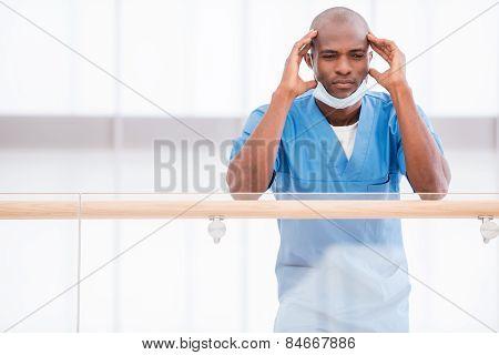 Worried Surgeon.