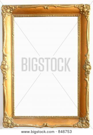 Golden Frame #3