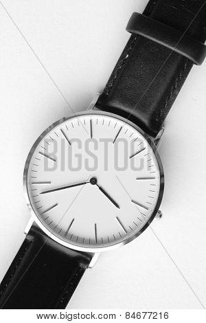 elegant watch.