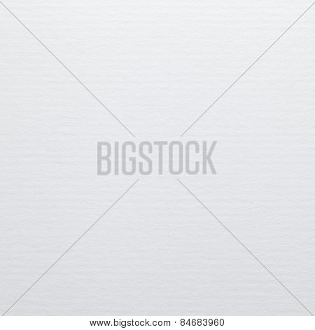 White Watercolor Paper Texture Or Background