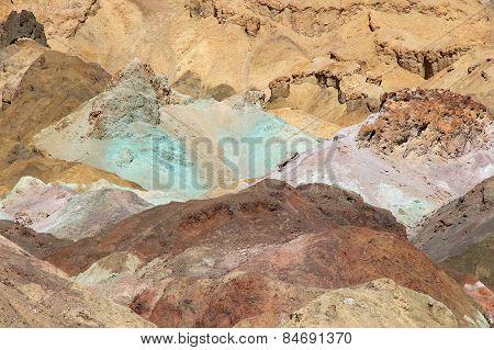 Death Valley - Artists Palette
