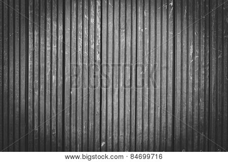Scratched Wood Panel Background