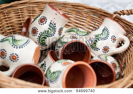 Traditional Romanian Pottery