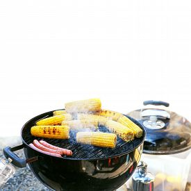 Grilled Corn Barbecue