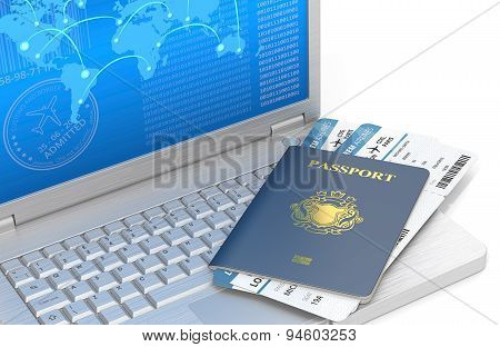 Online Travel.