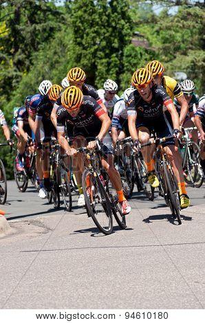Team Optum Leads Chase In Stillwater