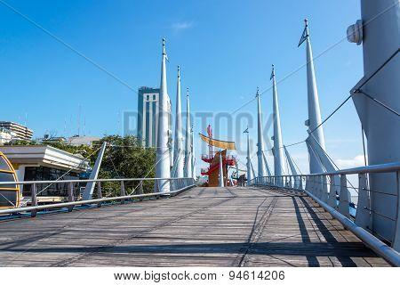 Guayaquil Boardwalk