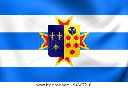 Kingdom Of Etruria Flag (1801-1807)