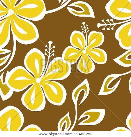 Seamless Polynesia Pattern