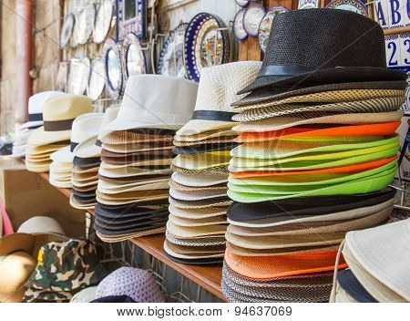 Handmade Panama Hats For Sale.