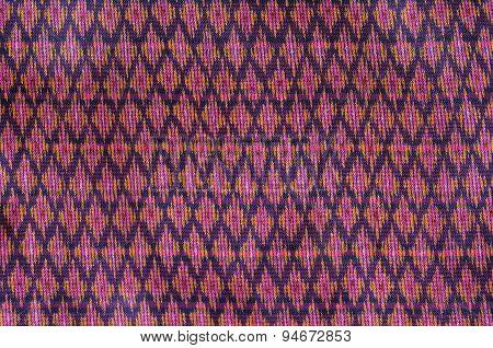 Old thai native cloth